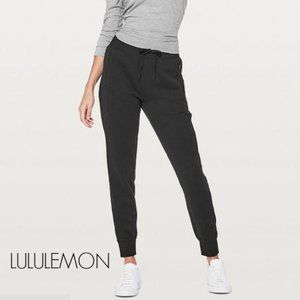 LULULEMON Get Going Jogger Black 8